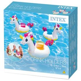 Intex 57506 Unikornis pohártartó 3 db - 41 x 20 cm
