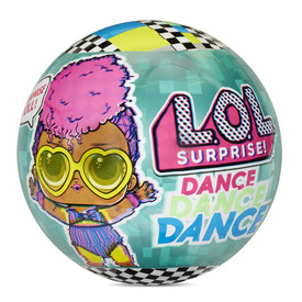 L. O. L. Surprise Dance Tots Asst