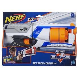 NERF N-Strike Elite Strongarm szivacslövő pisztoly Itt egy ajánlat található, a bővebben gombra kattintva, további információkat talál a termékről.