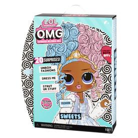 L. O. L. Surprise OMG Core Doll Asst S4