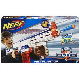 NERF N-Strike Elite Retaliator szivacslövő puska Itt egy ajánlat található, a bővebben gombra kattintva, további információkat talál a termékről.