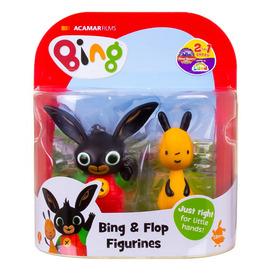 Bing és barátai 2 db műanyag (Bing, Flop) BING3528