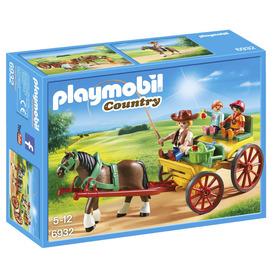 Play. Lovaskocsi