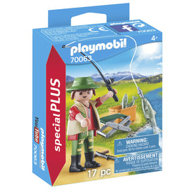 Play. Pisztránghorgász