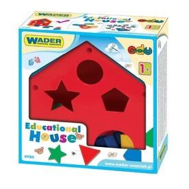 Wader formaválogató házikó - piros Itt egy ajánlat található, a bővebben gombra kattintva, további információkat talál a termékről.
