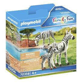 Play. Zebrák csikóval
