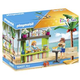Play. Tengerparti büfé