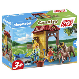 Play. Starter Pack Lovasudvar