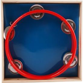 Fa csörgődob - piros Itt egy ajánlat található, a bővebben gombra kattintva, további információkat talál a termékről.