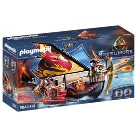Play. Burnham fosztogatók tűzhajója