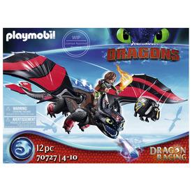 Play. Dragon Racing: Hablaty és Fogatlan