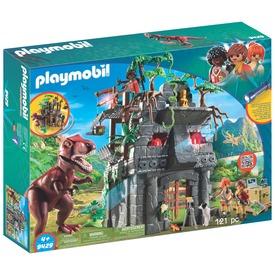 Playmobil Kutató tábor T-Rex dínóval 9429