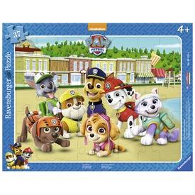 Mancs őrjárat család 37 darabos puzzle