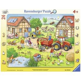 Az én kis farmom 24 darabos puzzle
