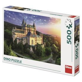 Puzzle 500 db - Bajmóci várkastély
