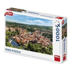 Puzzle 1000 db - Èeský Krumlov drón felvétel