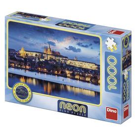 Puzzle 1000 db neon - Prága vára