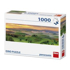Puzzle 1000 db panoráma - naplemente