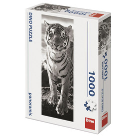 Puzzle 1000 db panoráma - tirgis