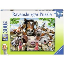 Mosolygó állatok 300 darabos XXL puzzle