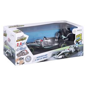 Maisto Tech távirányítós F1 autó - 1 /24 - Mercedes AMG W10 #44