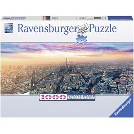 Hajnal Párizsban 1000 darabos panoráma puzzle