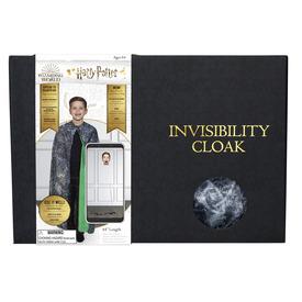 Harry Potter Láthatatlanná tévő köpeny