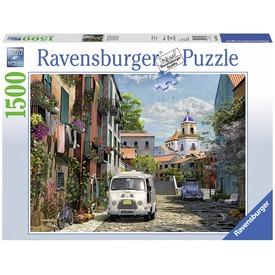 Puzzle 1 500 db - Idilli Dél-Franciaország