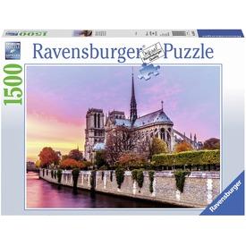 Notre Dame 1500 darabos puzzle