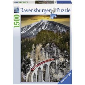 Téli kanyon 1500 darabos puzzle