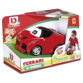Bburago Jr. - Ferrari visszafordulós autó