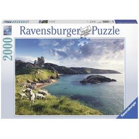 A zöld sziget 2000 darabos puzzle
