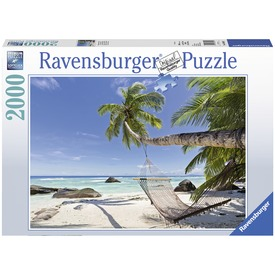 Függőágy a parton 2000 darabos puzzle