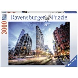 Flatiron Building 3000 darabos puzzle