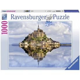 Le Mont Saint-Michel 1000 darabos puzzle