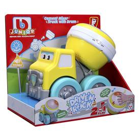 Bburago Jr. - teherautó dobbal