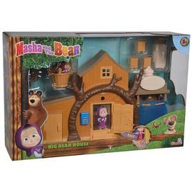 Masha és a Medve - mackóház játékkészlet