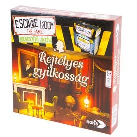 Escape Room rejtélyes gyilkosság kiegészítő