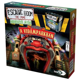 Escape room - A vidámparkban