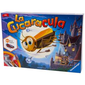 La Cucaracula vámpírcsótány társasjáték