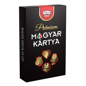 Prémium magyar kártya