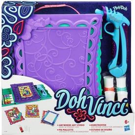 Play-Doh Doh Vinci művész stúdió Itt egy ajánlat található, a bővebben gombra kattintva, további információkat talál a termékről.