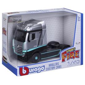 Bburago 1 /43 - M-B Actross kamion zöld