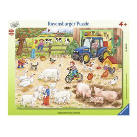 Puzzle 40 db - A farmon