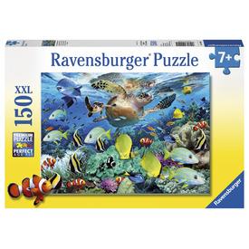 Puzzle 150 db - Vízalatti paradicsom