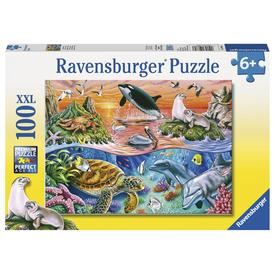 Puzzle 100 db - Óceán életkép