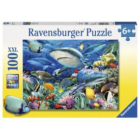 Puzzle 100 db - Cápaöböl
