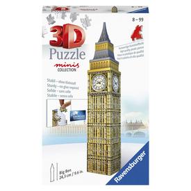 Puzzle 3D 54 db - Mini Big Ben