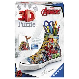 Puzzle 3D 108 db - Tornacipő Avangers