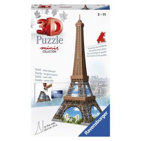 Puzzle 3D 54 db - Mini Eiffel torony